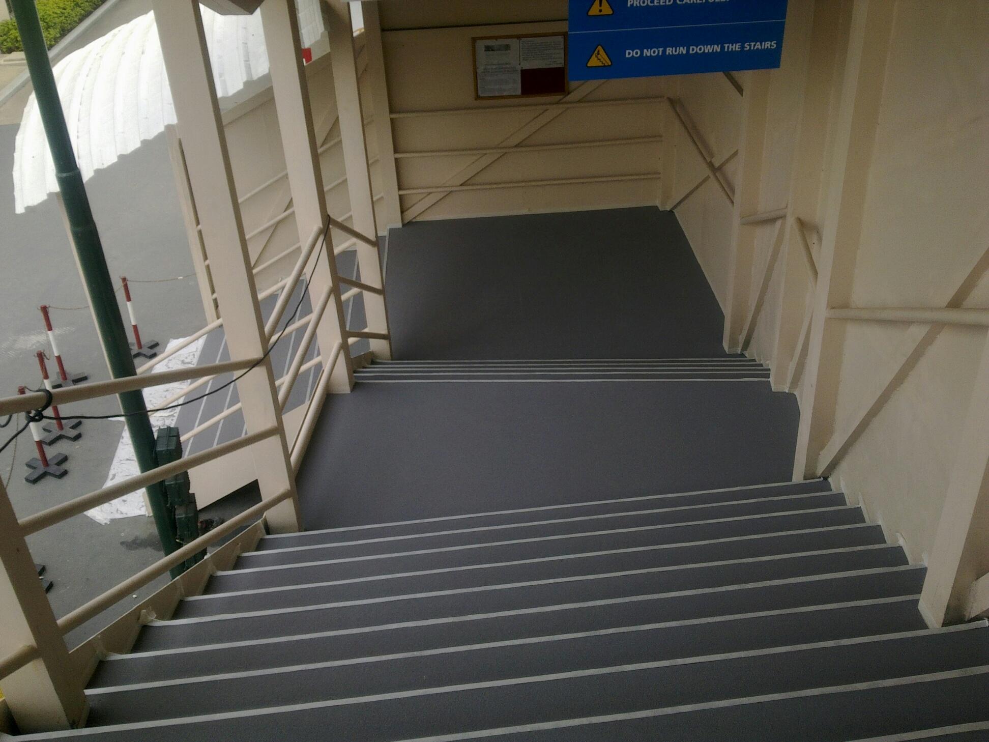 Silikal Floor - Steps
