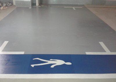 Silikal Cold Plastic Marking
