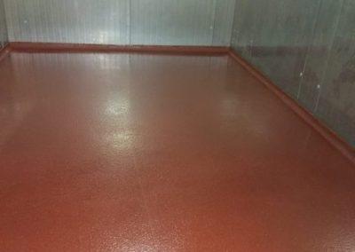 Silikal Floor -Cold Room