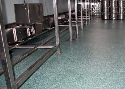 Silikal Floor - Commercial kitchen Akshya