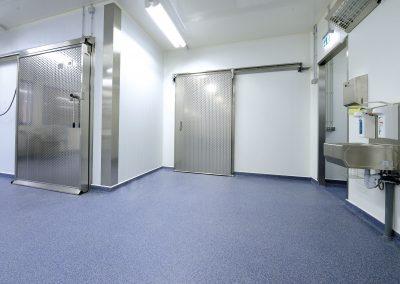 Silikal Floor - Fish Factory