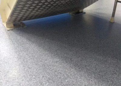 Silikal Floor - Flakes System
