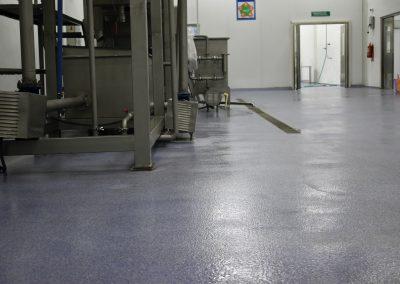 Silikal Floor - Food Processing
