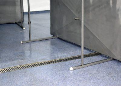 Silikal Floor - Food processing floor