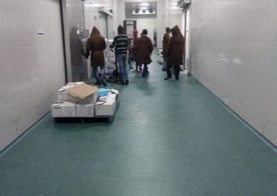 Silikal Floor - Seafood Industry