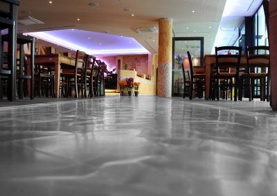 Silikal Floor -concrete finish