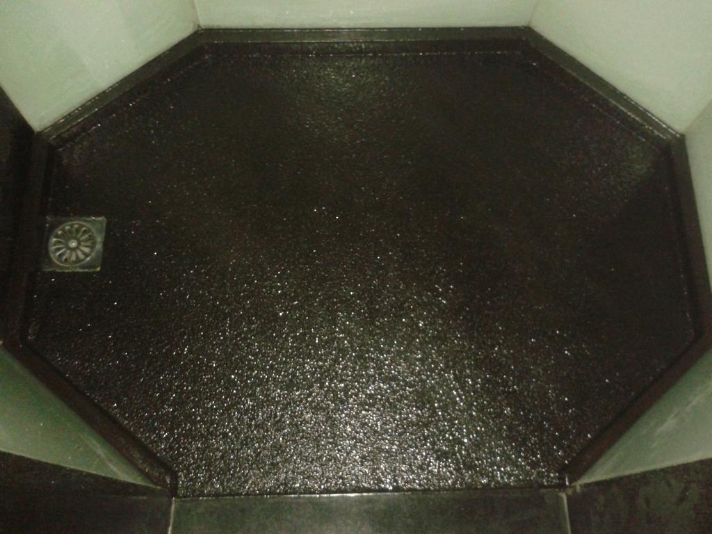 Silikal Floor - Washroom