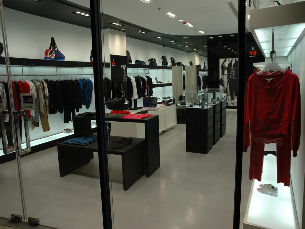 Silikal Floor - Shopping Mall Floor