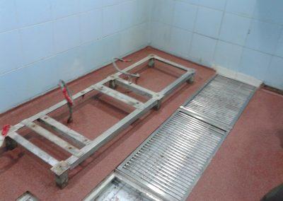Silikal Floor -Grinding Room Floor